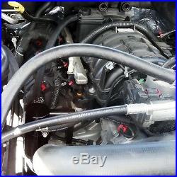 09-19 Dodge RAM Black Billet Catch Can All HEMI Engine Technology 1500 2500 3500