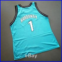 100% Authentic Penny Hardaway Vintage Champion 96 All Star Jersey Size 48 L XL