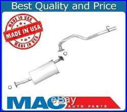 100% New for Toyota 4Runner 01-02 3.4L Premium Brand Muffler Exhaust System USA