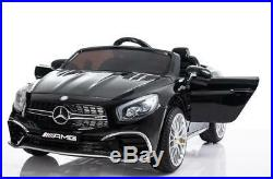 12V Car For Kids To Ride On Mercedes Remote Control MP3 Touch Screen All Colors