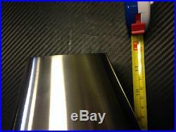 1320 PERF FAB 2.5 inch Megaphone for custom header exhaust build race gsr si