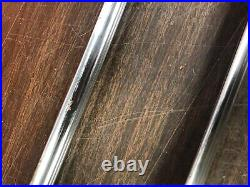 1942 1947 1948 Chevy Fleetline Lower Fender Trim Mouldings Lot Some Are Nos
