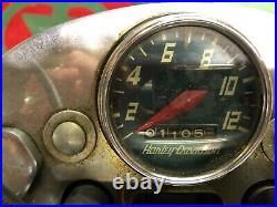 1955 Harley Davidson KH 900cc Flathead KR Rep With All Original Tinware K Model