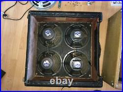1956 Fender Bassman All Original 5E6 Vintage Tweed Guitar Amplifier Holy Gr