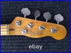 1956 Fender Precision Bass Custom Build! All new Parts