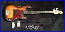 1959 Fender Precision 59 P Bass Vintage all original Collector Amazing Condition