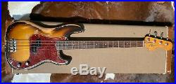 1959 Fender Precision Bass All original Amazing tone. With vintage case