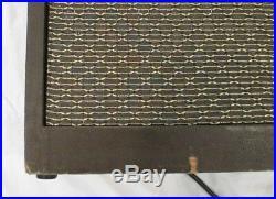 1962 Magnatone 262/Lyric 660 2x12 Combo withPitch Shifting Vibrato All Original