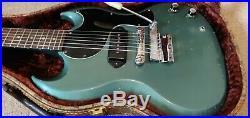 1965 Gibson SG Junior Pelham Blue. All original