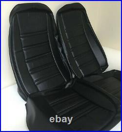 1976-1978 Corvette C3 Seats Cover (all Black)