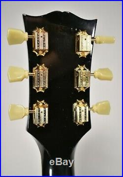 1988 Gibson Les Paul Custom Black Beauty All Original Electric Guitar withOHSC