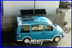 1993 Chevrolet Astro Automatic, 4.3l Petrol- All Wheel Drive- Day / Camper Van