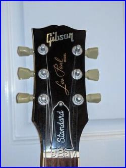 1993 Gibson Les Paul Standard Guitar Black. Excellent condition all original