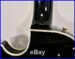 1995 Gibson Les Paul Custom Black Beauty All Original Electric Guitar withOHSC