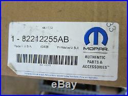 2011-2018 Chrysler 300 RWD All Weather Rubber Slush Mats Floor Mats Mopar OEM