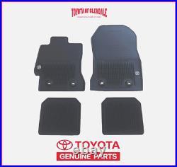2013-2021 Toyota 86 Fr-s All Weather Floor Liners Rubber Floor Mats Genuine Oem