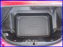 2016- 2020 MX5 Miata Set of All Weather Floor Mats with Rear Cargo Tray