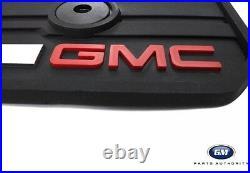 2017-2021 GMC Acadia Front & 2nd Row Premium All Weather Floor Mats Black OEM GM