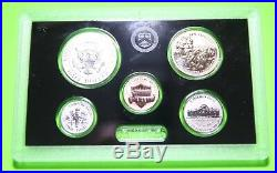 2018-S Silver Reverse Proof Set, All Mint Packaging, Sold Out at the Mint