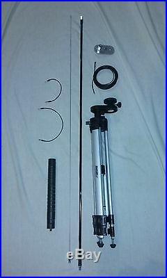 392M HF Portable antenna mars cap all band 80 10 meters 60 40 30 20 17 15 12