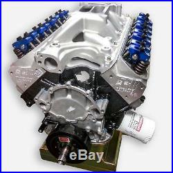 427 Small Block Ford Stroker Crate Engine All Forged AFR CNC Heads 351W 520HP