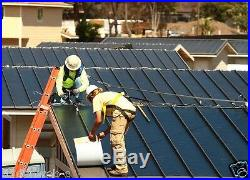 544 watt Solar Battery Charging Kit Uni-Solar UPG to 2KW 12v to 48v all in one
