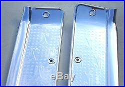55 56 1955 1956 Ford Car 2 Door Car Scuff Plates New