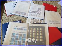 $6,530+Face ALL VFMNH SHEETS. 29-37 eras ORGANIZED&INVENTORIED Discount Postage