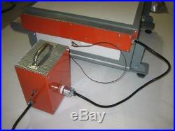 AF3P ProFusion 16x16x5 Fast Firing All Fiber Glass Fusing Kiln 1700°F Max