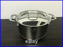 ALL CLAD COPPER CORE 4 QT Soup / Stock POT WithLid