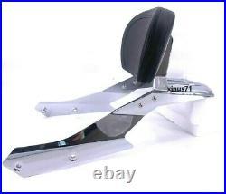 ALL NEW Honda VTX 1300C 1800 F C Sissy Bar Backrest with Luggage Rack 2005-2009