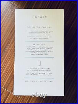 ALL in ONE NuFACE Trinity PRO COMPLETE Facial Toning Kit + 3 Attachments