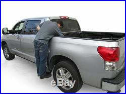 AMP BedStep2 Retractable Side Bed Step for 99-16 Ford F250 F350 ALL 75403-01a