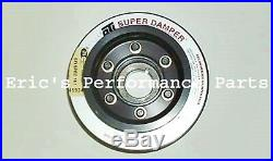 ATI Super Damper for Nissan RB25DET R33 Street 5.5 Harmonic Pulley Lightweight
