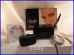 Air Airbrush System Luminess 3 Speed PRO Compressor &No drip Stylus NO MAKEUP