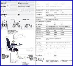 Alber Adventure all-terrain wheelchair, 7.5 mph off-road power, trax permobil