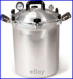 All American No. 930 Pressure Cooker Canner 30 qt