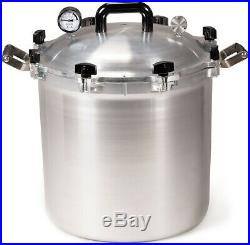 All American No. 941 Pressure Cooker & Canner 41.5 qt