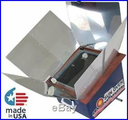All American SunOven Solar Cooker Turkey Holiday Package Sun Oven