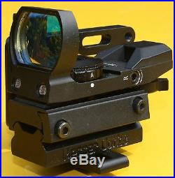 All New Scope Multi Reticle RedDot Sight Archery Bow withMount