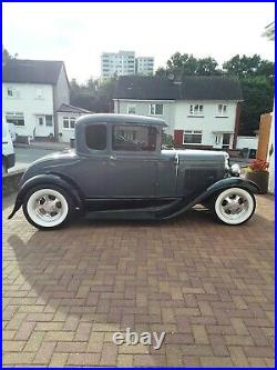 All Steel 1931 Ford Model A