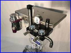 Anesthesia Machine & Isoflurane TEC 3 Vaporizer Veterinary ALL NEW