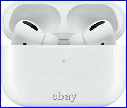 Apple AirPods Pro with Wireless Charging Case all Components Included MWP22AM/A