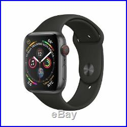 Apple Watch Series 4 44 mm All Black