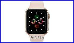 Apple Watch Series 5 Aluminium Case 40mm 44mm All Colours