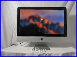 Apple iMac / All-In-One 21.5 i5 2x 2.5GHz 8GB RAM FREE MS OFFICE 2019