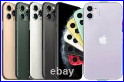 Apple iPhone 11 Pro (all colours available)