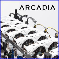 BITCOIN MINING RIG, All-In-One Starter Setup, Altcoin Cryptocurrency Arcadia