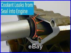 BMW 745i, 645i, 545i, X5, Engine Water Coolant Pipe Tube Leak Repair! $239.00