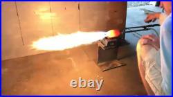 Baby Godzilla Burner Industrial Version 2,650 deg F Burns all oils ad fuels